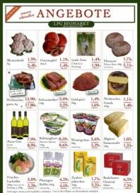 LPG Biomarkt Aktuelle Angebote Dezember 2012 KW50