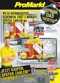 Pro Markt Aktuelle Angebote Dezember 2012 KW50
