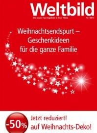 Weltbild Last Minute Dezember 2012 KW51
