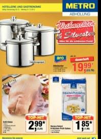 Metro Cash & Carry Gastronomie-Journal Dezember 2012 KW52 1