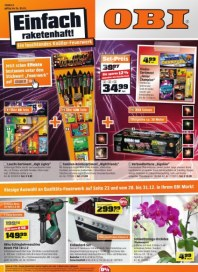 OBI Aktuelle Angebote Dezember 2012 KW52