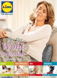Lidl Aktueller Wochenflyer Januar 2013 KW02