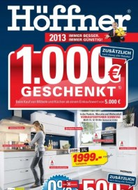 Höffner Aktuelle Angebote Januar 2013 KW01