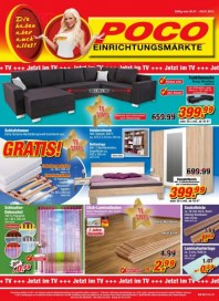 POCO Aktuelle Angebote Januar 2013 KW01
