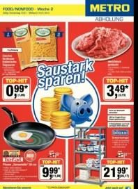 Metro Cash & Carry Food Januar 2013 KW02 2