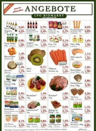 LPG Biomarkt Aktuelle Angebote Januar 2013 KW03