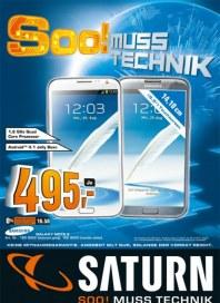 Saturn Soo! Muss Technik Januar 2013 KW03 2