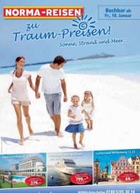 Norma Reisen Traum-Preise Januar 2013 KW03