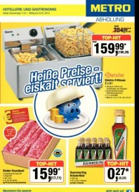 Metro Cash & Carry Gastronomie-Journal Januar 2013 KW03 2