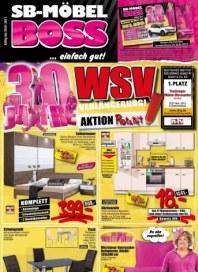 SB Möbel Boss Aktuelle Angebote Januar 2013 KW04