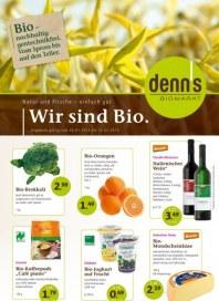 Denn's Biomarkt Aktuelle Angebote Januar 2013 KW05 2