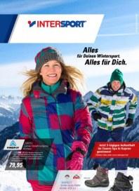 Intersport Alles für deinen Wintersport 2012/2013 Oktober 2012 KW44