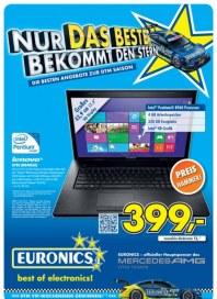 Euronics Nur das Beste bekommt den Stern Februar 2013 KW08