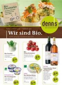 Denn's Biomarkt Aktuelle Angebote Februar 2013 KW07