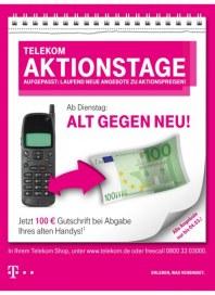 Telekom Shop Telekom Aktionstage Februar 2013 KW09 1