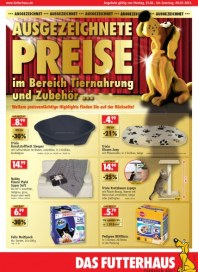 Futterhaus Ausgezeichnete Preise Februar 2013 KW09