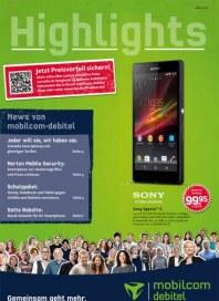 mobilcom-debitel Highlights März 2013 KW09
