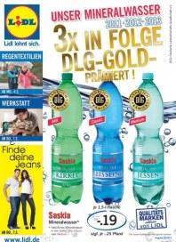 Lidl Qualitäts Marken März 2013 KW10