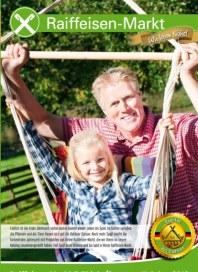 Raiffeisen-Markt Frühjahr/Sommer Katalog 2013. Vechelde März 2013 KW10