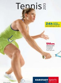 Karstadt Sports-Tennis 2013