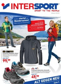 Intersport Wandersaison Februar 2013 KW09