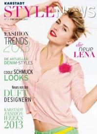 KARSTADT Style News Februar 2013 KW09