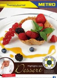 Metro Cash & Carry Dessert Spezial Februar 2013 KW06