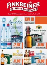 Finkbeiner Ihr Getränke-Fachmarkt März 2013 KW10