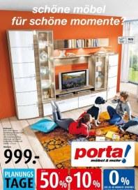 Porta Schöne Möbel für schöne Momente März 2013 KW10