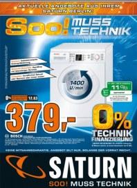 Saturn Soo! Muss Technik März 2013 KW10 33