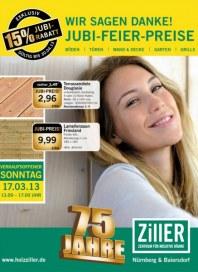 Holz Ziller Jubi-Feier-Preise März 2013 KW10