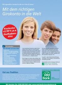 PSD Bank Mit dem richtigen Girokonto in die Welt März 2013 KW13