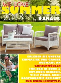Rahaus-We love summer!