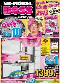 SB Möbel Boss Aktuelle Angebote April 2013 KW17 3