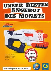 Vedes-Unser bestes Angebot des Monats