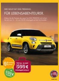 Fiat Für Lebensabenteurer Juni 2013 KW24