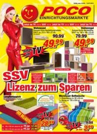 POCO SSV - Lizenz zum Sparen Juni 2013 KW26