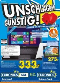 Euronics Unschlagbar günstig Juli 2013 KW27