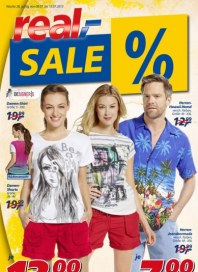 real,- Sonderbeilage – Sale Juli 2013 KW28