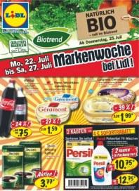 Lidl Aktueller Wochenflyer Lebensmittel Juli 2013 KW30 5