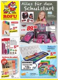 Rofu Kinderland Schulbedarf und Spielzeug Angebote Juli 2013 KW30