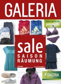 Galeria Kaufhof Mode Sale 17.07 Juli 2013 KW30