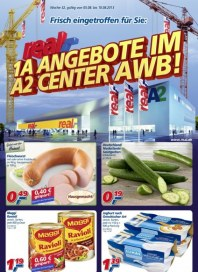real,- Sonderbeilage - 1A Angebote im A2 Center AWB August 2013 KW32