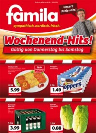 famila Nordwest Wochenend-Hits August 2013 KW32 1