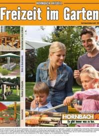 Hornbach Freizeit im Garten 03 / 2013 Gartenmöbel aus Holz und Metall, Bistro und Gastronomie, Pavil