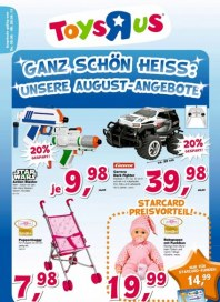Toys'R'us Aktuelle Angebote August 2013 KW34