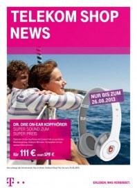 Telekom Shop Telekom Shop News August 2013 KW34 3