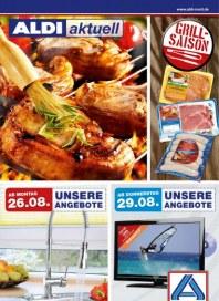 Aldi Nord Aldi Aktuell - Angebote ab Montag, 19.08 August 2013 KW35