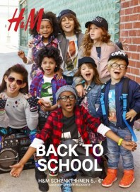 H&M Back To School August 2013 KW35