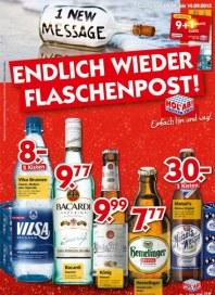 Hol ab Getränkemarkt Endlich wieder Flaschenpost September 2013 KW37